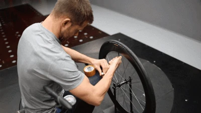 FLO Cycling – Does Tire Pressure Change Aerodynamic Drag?